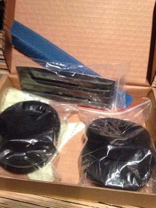 Sennheiser hd25 kit almohadillas completo
