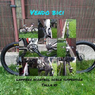"""Bicicleta BTT Lapierre X-Control talla XS 26"""""""