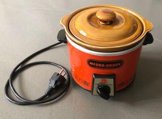 crock pot ou mijoteuse basse température 1 litre
