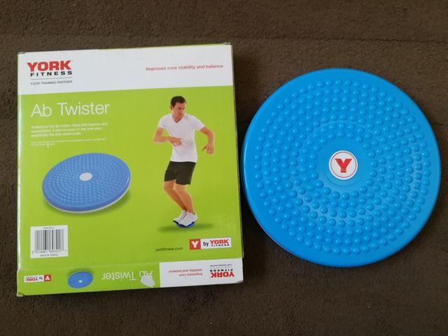 York Fitness Ab Twister
