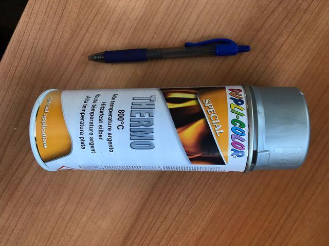 Spray pintura anticalórica (800º)