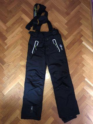 Pantalón de esquí niño talla 12. Marca Anapurna