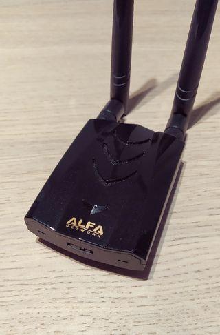 Antena Wifi Alfa AWUS036ACH