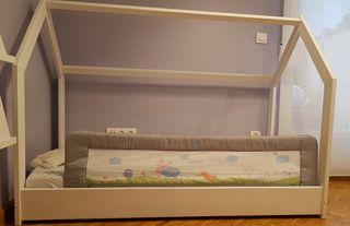 Barrera cama 140cm. bbest