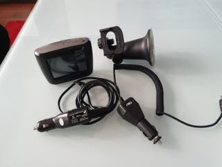 Navegador TomTom original con accesorios