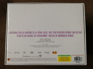 Friends complete DVD box set - French and English