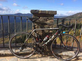Bicicleta de carretera Fuji