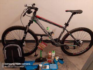 Bici montaña Megamo Natural 40 + bici niña regalo
