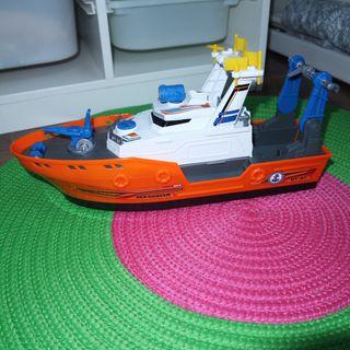 Barco nuevo luces y sonidos