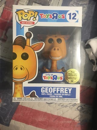 Funko geoffrey golden ticket