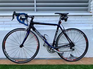 Bicicleta carretera Wilier Mortirolo Carbono