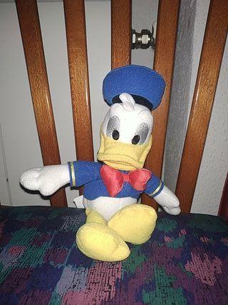 peluche pato Donald antiguo
