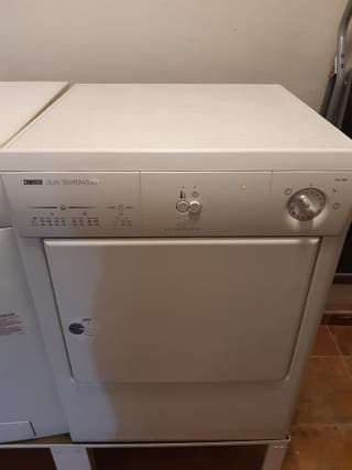secadora zanussi dual temperature