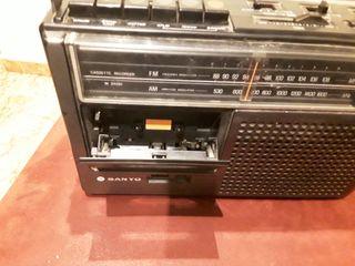 se vende radio casete antiguo