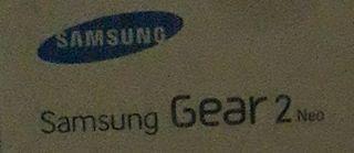 Se vende reloj Samsung gear 2 neo