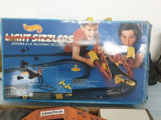 hot wheels light sizzlers, nuevo,juguetes,coches