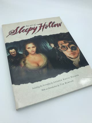 Art of Sleepy Hollow Libro