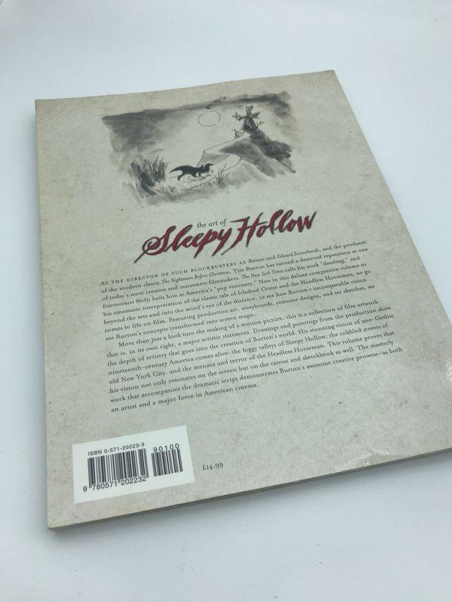 Art of Sleepy Hollow Libro