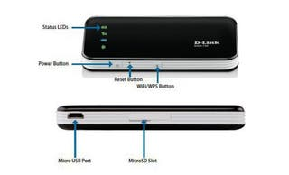 HSPA+Mobile Router DWR-730
