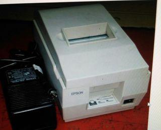 Impresora matricial de tickets Epson TM-210