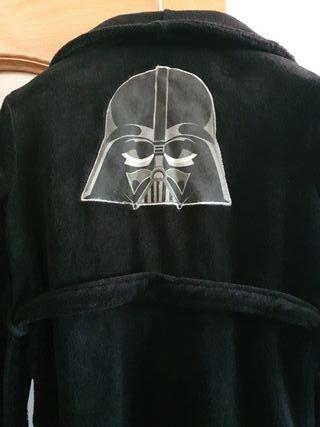 Bata / Albornoz Darth Vader niño 10 /12 años