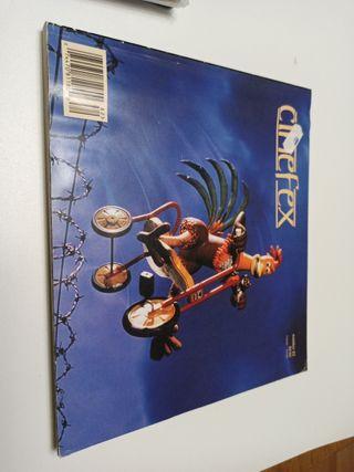 Cinefex Revistas