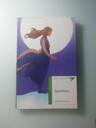 """Libro """"Agualuna"""""""