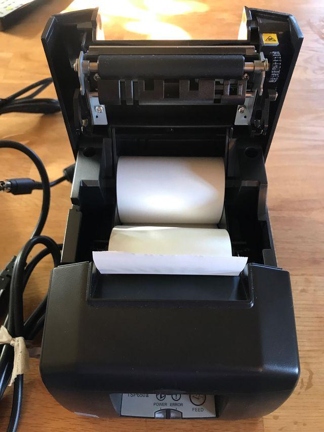 Impresora tíquets Star NUEVA sin estrenar