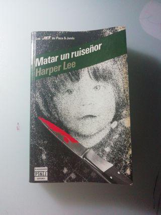 """Libro """"Matar un ruiseñor"""""""