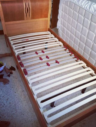 cama-somier 90 provenzal