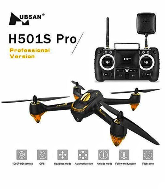 DRON HUBSAN PRO