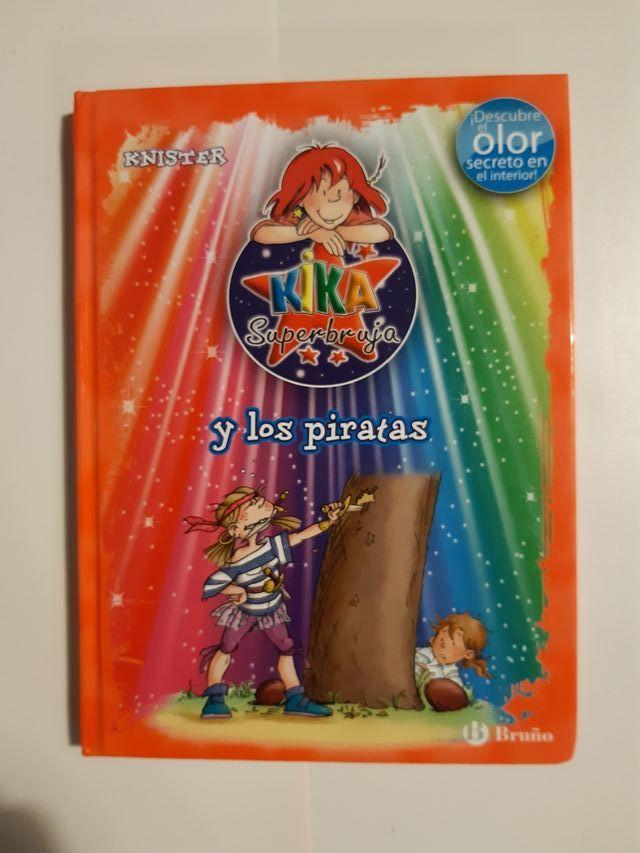 """Libro """"KIKA Y LOS PIRATAS"""""""