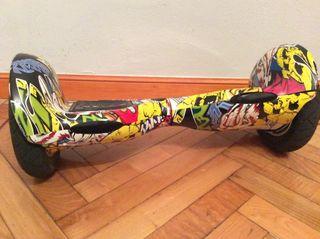 Patín eléctrico (hoverboard)