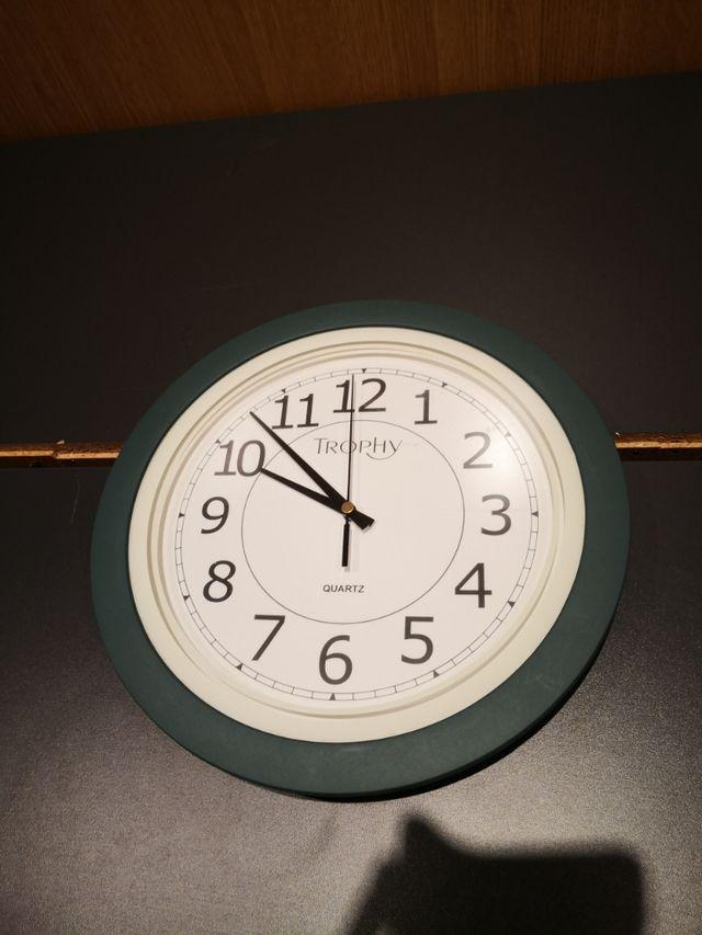Reloj de pared...