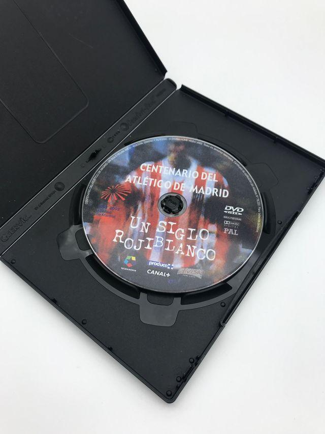 Un Siglo Rojiblanco DVD