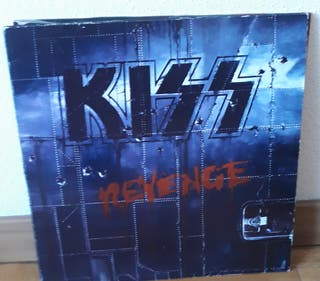 KISS Revenge disco vinilo lp