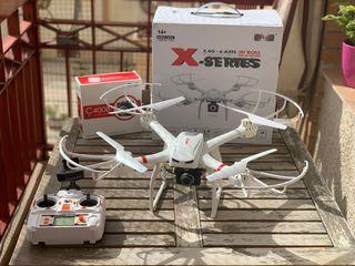 DRON MJX X101 + CAMARA DH 50CM X 18CM