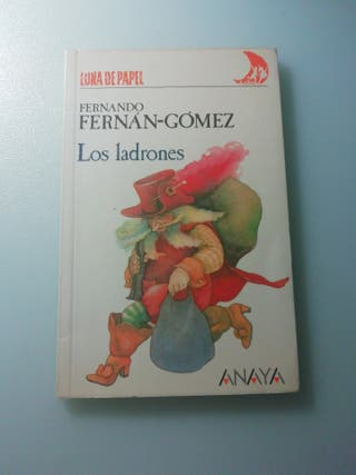 """Libro """"Los ladrones"""""""