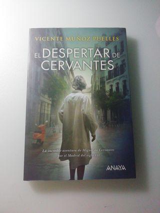 "Libro ""El Despertar de Cervantes"""