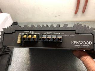 Etapa de potencia Kenwood
