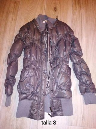 abrigo talla S
