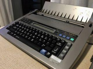 Máquina de escribir electrónica