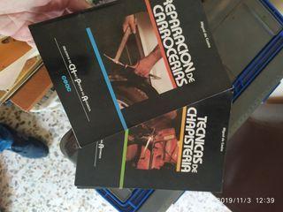 libros modulo de carroceria