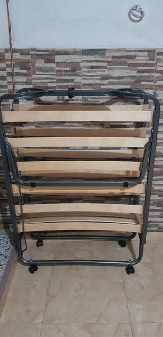 Estructura para cama plegable