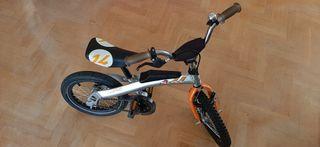 Bicicleta S'COOL RENNRAD