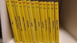 13 películas infantiles DVD