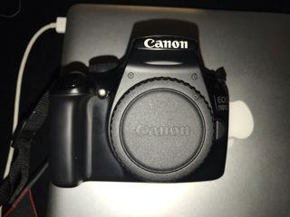 Cámara reflex Canon 1100d