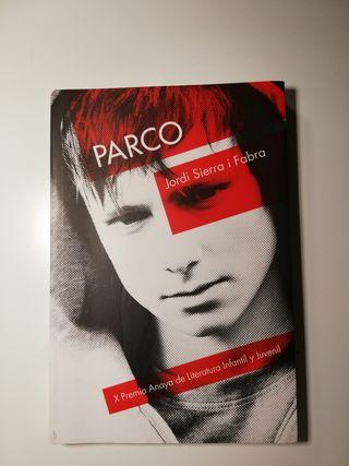 """Libro """"Parco"""""""