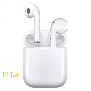 Auriculares Bluetooth I9 tws Blancos