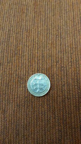 Moneda de 1€ SOVENSKO